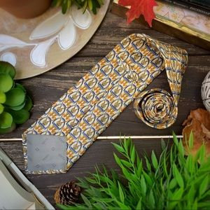 Authentic Vintage Fendi Tie